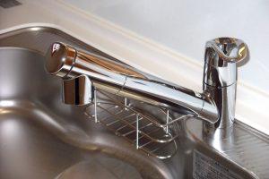 水栓レバーリフォーム